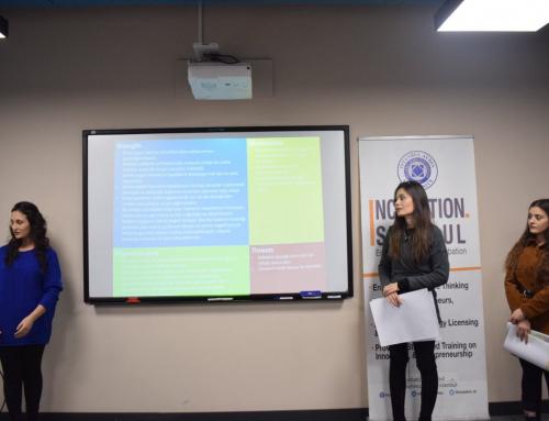 Karabük Üniversitesi TTO Girişimcileri ve Tıp Mühendisliği Bölümü Öğrencilerini Misafir Ettik